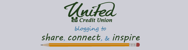 United Credit Union - blogging to share, connect & inspire